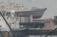 Українські моряки в Криму готуються до можливого виведення флоту в Одесу