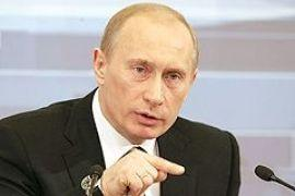 Путин пригрозил повторно прикрутить газовый вентиль Украине