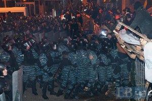 Правительство Украины заверило сенаторов в неприменении силы против Евромайдана