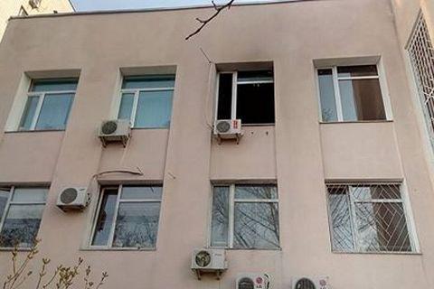 Кабінет судді у справі російських грушників підпалили коктейлем Молотова