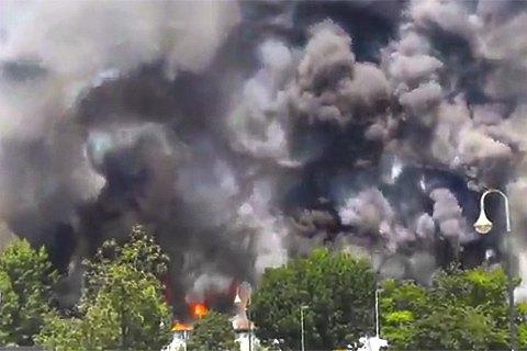 В Германии подожгли приют для беженцев, один человек погиб