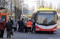 Через посилення протиепідемічних заходів одесити блокують трамваї