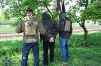 """Російського шпигуна, який раніше був бойовиком """"ЛНР"""", затримали на Хмельниччині"""