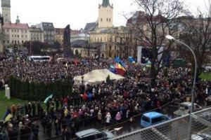 Суд отменил решение Львовского облсовета провести досрочные выборы