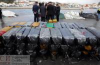 У Португалії заарештували українських моряків за перевезення 2,5 тонни кокаїну
