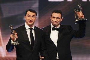 В Одессе показали кино о братьях Кличко