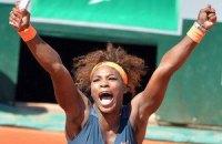 Серена виграла у швейцарської зірочки 21 розіграш поспіль