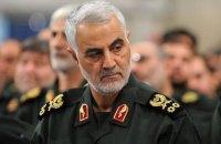 В Багдаде по приказу Трампа убит глава спецподразделения КСИР, генерал Сулеймани