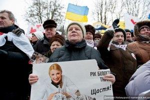 Украинцев призывают к 8 марта писать письма Тимошенко в колонию