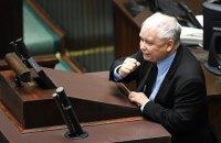 Качиньский анонсировал серьезные изменения в правительстве Польши