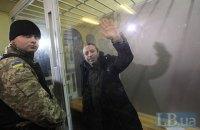 Корбана увезли из зала суда в Чернигове (дополнено)