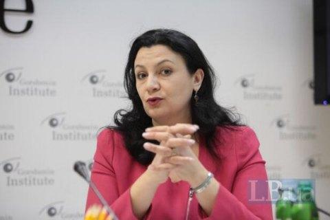 Ухвалення закону про повну загальну середню освіту дозволить зняти напруження навколо мовного питання, - Климпуш-Цинцадзе