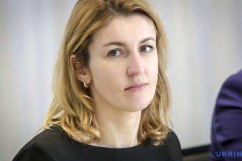 Председатель Госслужбы туризма Олеськив заразилась COVID-19