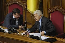 Как депутаты продлили себе полномочия и дали денег Каськиву