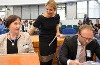 Евросуд не назначил Тимошенко выплату денежной компенсации
