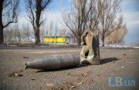 Боевики 14 раз обстреляли силы АТО в ночь на воскресенье