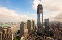 Нью-Йорк. Ground Zero