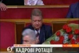 Рада со второй попытки освободила Попова. Новым министром ЖКХ назначен Хиврич