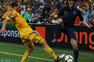 Десять украинцев могут пропустить ответную игру с Францией