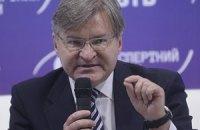 Візит Олланда і Меркель може означати провал мирного плану Порошенка, - Немиря