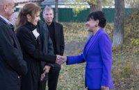Министр торговли США Притцкер съездила на историческую родину в Великие Прицки