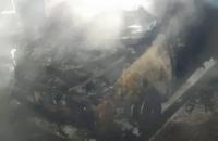 Судье Ивано-Франковского городского суда сожгли автомобиль