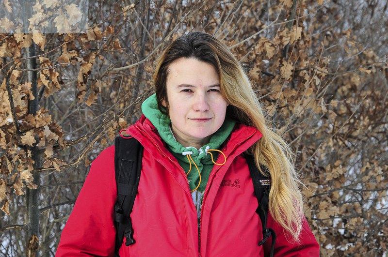 Марина Шквыря