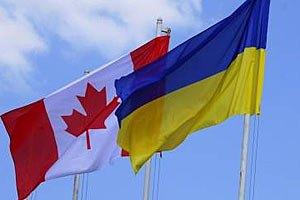 Украина надеется на создание ЗСТ с Канадой в 2012 году