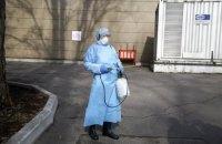 Число заболевших COVID-19 в Украине второй день не превышает 500 человек