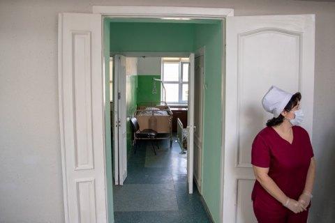Больницы для больных с ковидом заняты более чем на 60%, - МОЗ