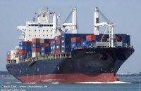 Украинский экипаж обнаружил на борту судна 300 кг кокаина