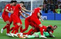 ЧС-2018: збірні Англії і Колумбії влаштували трилер в 1/8 фіналу (оновлено)