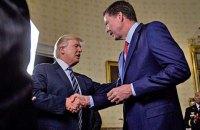 Трамп просив голову ФБР припинити розслідування проти Майкла Флінна, - ЗМІ