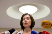 Прем'єр Молдови говорила українською на брифінгу після зустрічі з Зеленським