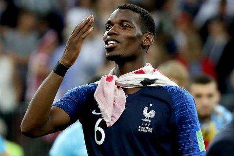 Погба подарит футболистам сборной Франции кольца с бриллиантами