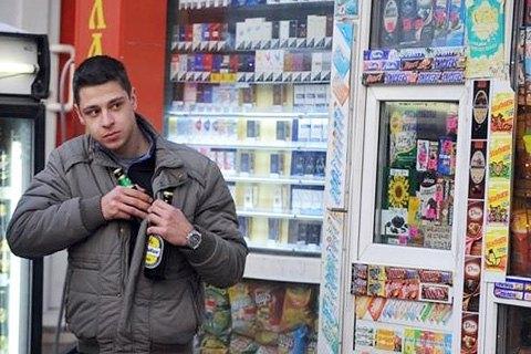 Во Львове суд отменил запрет на продажу алкоголя в киосках