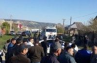 В Бахчисарае прошло массовое задержание крымских татар