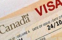 Канада отказывает в визе каждому четвертому украинцу