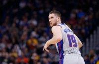 Украинец Михайлюк установил личный рекорд в НБА