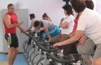 Мэр Калуша дает женщинам бесплатные уроки фитнеса