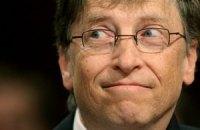 Гейтс пожертвует фонду борьбы со СПИД 750 млн долларов