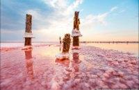 Соляные цветы и багровые реки в Крыму
