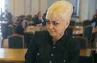 """Жанна Усенко-Чорна: """"Якби була можливість викликати Парасюка на дуель - я це зробила б"""""""