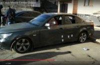 З'явилося відео з нагрудної камери патрульного, який застрелив пасажира BMW