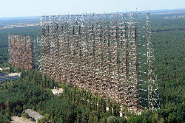 """Чернобыль-2: загоризонтная РЛС """"Дуга"""""""