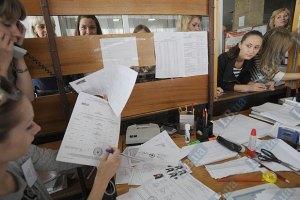 Университеты продали абитуриентам высокие баллы