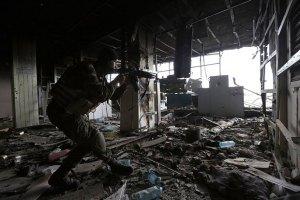 К штурму донецкого аэропорта привлекли российский спецназ