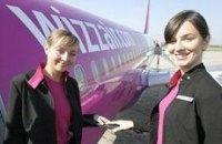 WizzAir объяснил, что украинцев выгнали из самолета из-за плохой погоды