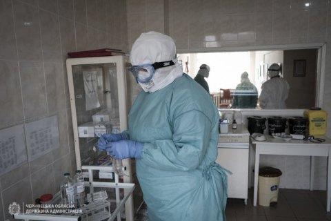 В Днепропетровской области зафиксировали 54 новых случая коронавируса