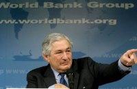 Помер ексглава Світового банку Вульфенсон